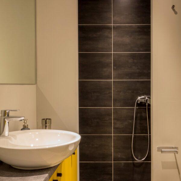 Suite 101 Bathroom