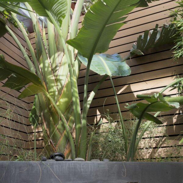 Garden Suite Fountain details