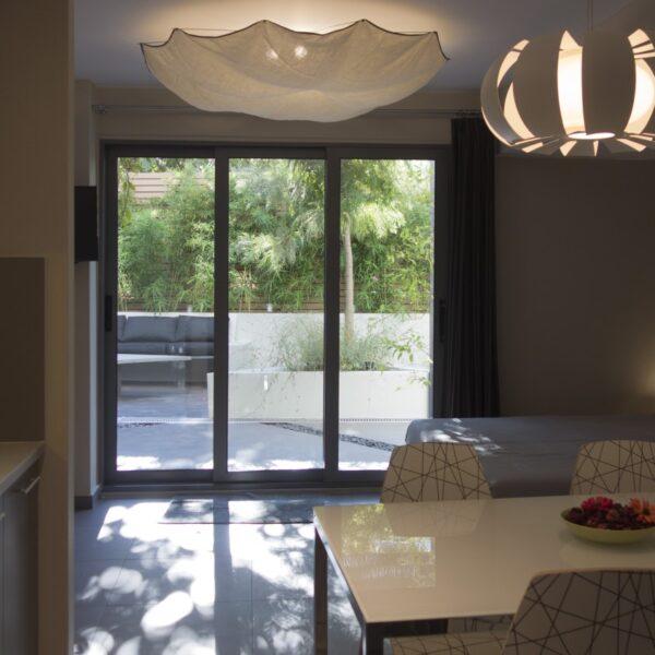 Garden Suite Kitchen view