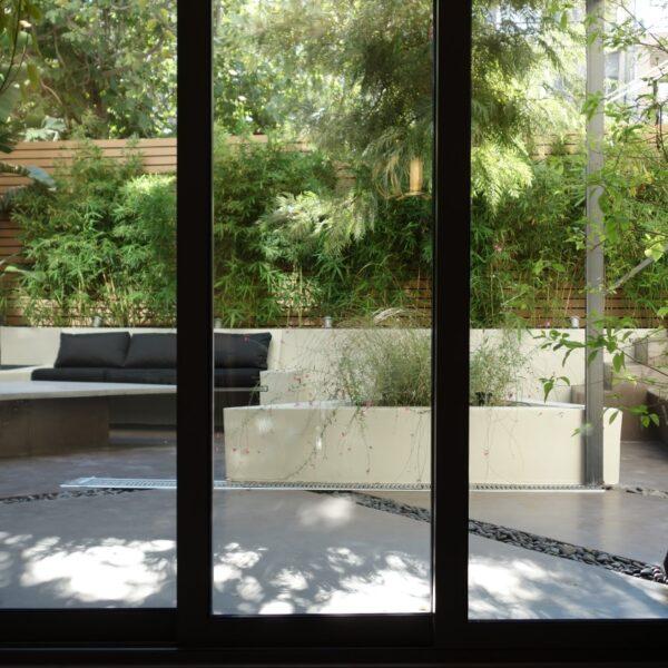 Garden Suite Windows