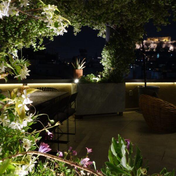 Penthouse Garden details