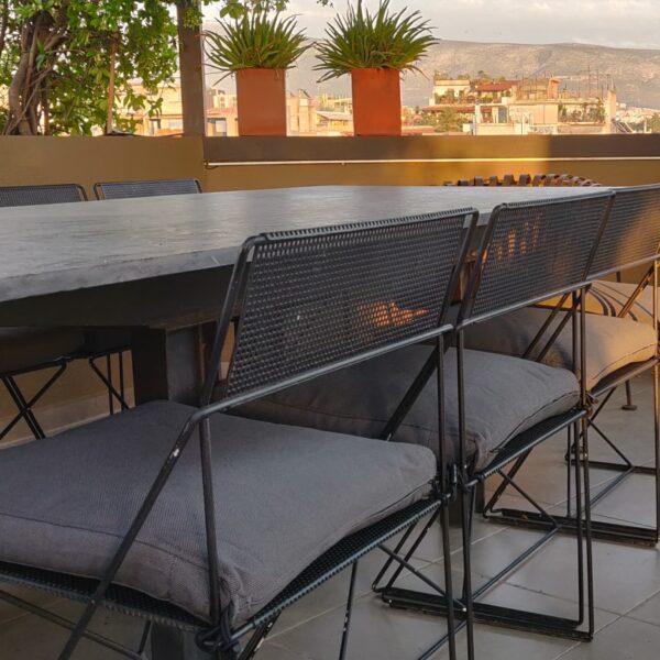 Penthouse Rooftop details