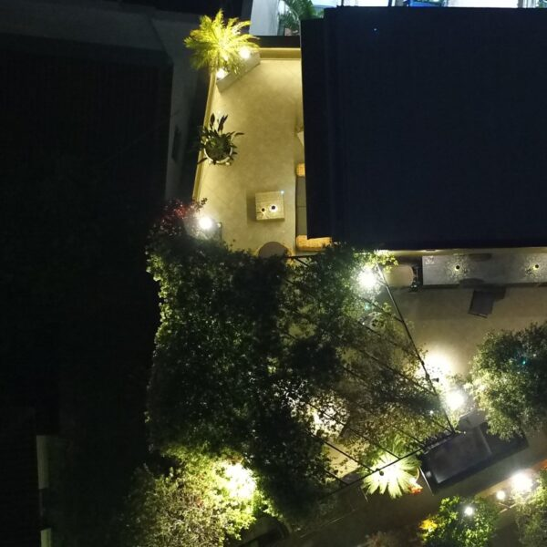 Penthouse View from above